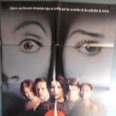 Cine: SCREAM 2, CARTEL DE CINE ORIGINAL 70X100 APROX (2104). Lote 35784850