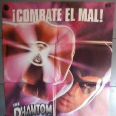 Cine: THE PHANTOM (EL HOMBRE ENMASCARADO), CARTEL DE CINE ORIGINAL 70X100 APROX (2117). Lote 35792923