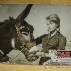 Cine: OBJETIVO LAS ESTRELLAS - LI MORANTE - LINA MORGAN. Lote 35814196