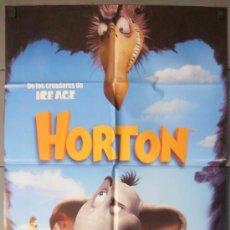 Cine: HORTON, CARTEL DE CINE ORIGINAL 70X100 APROX (8194). Lote 35854589