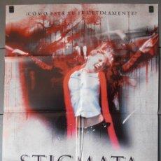 Cine: STIGMATA, CARTEL DE CINE ORIGINAL 70X100 APROX (3309). Lote 35888196