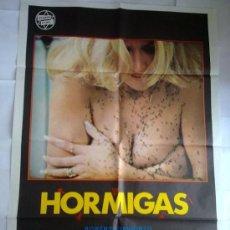 Cine: PÓSTER ORIGINAL HORMIGAS. Lote 35927613