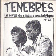 Cine: REVISTA TERROR TENEBRES 26. Lote 35979449
