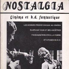 Cine: REVISTA TERROR NOSTAGIA . Lote 35979551