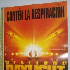 Cine: POSTER PELICULAS - PANICO EN EL TUNEL Y SLEEPERS, 56 X 40 CM. Lote 36019023