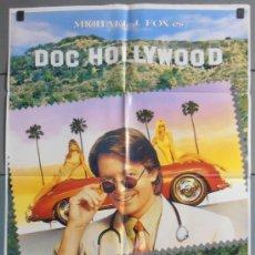 Cine: DOC HOLLYWOOD, CARTEL DE CINE ORIGINAL 70X100 APROX (3931). Lote 36131857