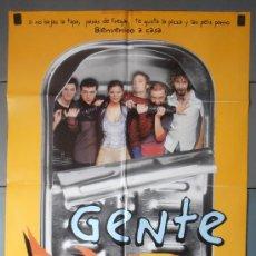 Cine: GENTE PEZ, CARTEL DE CINE ORIGINAL 70X100 APROX (3966). Lote 36131975