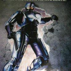 Cine: ROBOCOP 2 POSTER 1990 ORIGINAL 70X100. Lote 36347335