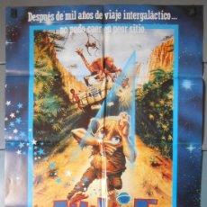Cinema: NUKIE, CARTEL DE CINE ORIGINAL 70X100 APROX (4578). Lote 36377737