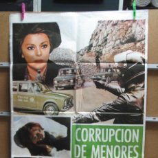 Cine: CORRUPCION DE MENORES. Lote 221999201