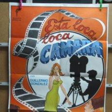 Cine: ESTA LOCA LOCA CAMARA. Lote 36450230