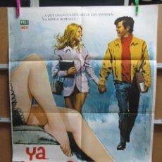 Cine: YA SOMOS HOMBRES. Lote 36510391