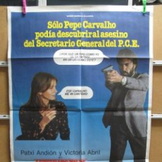 Cine: ASESINATO EN EL COMITE CENTRAL. Lote 136186144