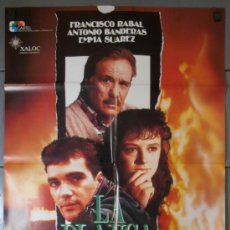 Cine: LA BLANCA PALOMA,F.RABAL, A. BANDERAS, EMMA SUAREZ CARTEL DE CINE ORIGINAL 70X100 APROX (5696). Lote 36601902