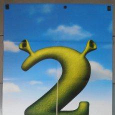 Cine: SHREK 2, CARTEL DE CINE ORIGINAL 70X100 APROX (9313). Lote 36661560