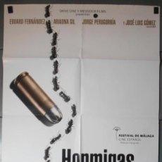 Cine: HORMIGAS EN LA BOCA, CARTEL DE CINE ORIGINAL 70X100 APROX (9331). Lote 36661786