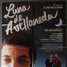 Cine: LUNA DE AVELLANEDA, CARTEL DE CINE ORIGINAL 70X100 APROX (9414). Lote 36680143