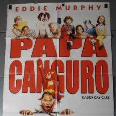 Cine: PAPA CANGURO, CARTEL DE CINE ORIGINAL 70X100 APROX (9504). Lote 36685120