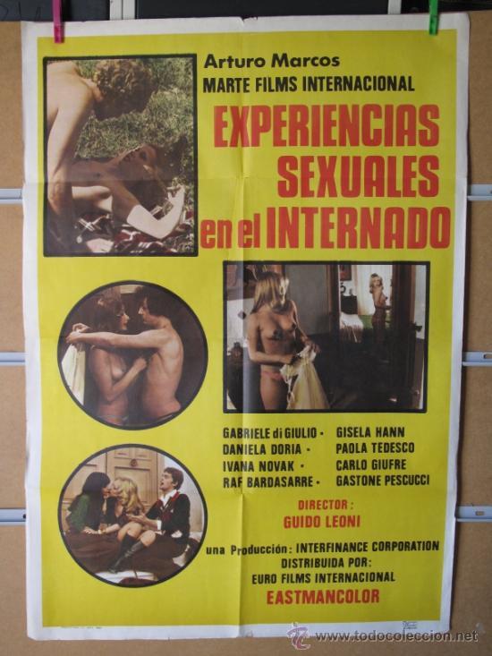 Experiencias sexualea