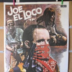 Cine: JOE EL LOCO. Lote 101161986