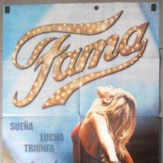 Cine: FAMA, CARTEL DE CINE ORIGINAL 70X100 APROX (10053). Lote 36726445