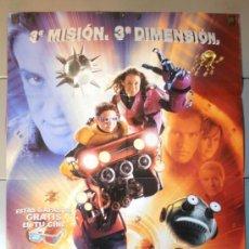Cine: SPY KIDS 3D, CARTEL DE CINE ORIGINAL 70X100 APROX (9927). Lote 36726694