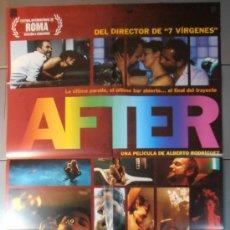 Cine: AFTER, CARTEL DE CINE ORIGINAL 70X100 APROX (10349). Lote 36750868
