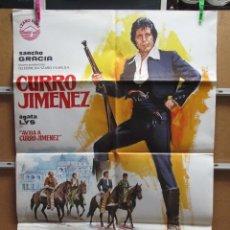 Cinéma: CURRO JIMENEZ. Lote 131372645