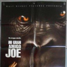 Cine: MI GRAN AMIGO JOE, CARTEL DE CINE ORIGINAL 70X100 APROX (6651). Lote 36830663