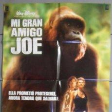 Cine: MI GRAN AMIGO JOE,DISNEY CARTEL DE CINE ORIGINAL 70X100 APROX (6650). Lote 36830676