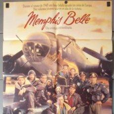 Cinéma: MEMPHIS BELLE, CARTEL DE CINE ORIGINAL 70X100 APROX (6819). Lote 36873178
