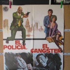 Cine: EL POLICIA EL GANGSTER Y EL VIOLENTO. Lote 101162350