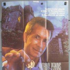 Cine: PSICOSIS III,ANTHONY PERKINS CARTEL DE CINE ORIGINAL 70X100 APROX (7122). Lote 36908584