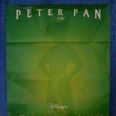Cine: POSTER ORIGINAL DE LA PELICULA, REGRESO AL PAIS DE NUNCA JAMAS, AÑO 2002, 700MM X 1000MM APROX.. Lote 36917760