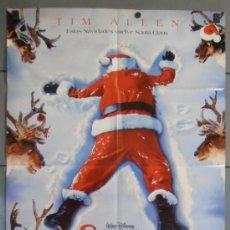 Cinema: SANTA CLAUS 2,CARTEL DE CINE ORIGINAL 70X100 CM CON ALGUN DEFECTO A 1€,VER FOTO (9366). Lote 36984976