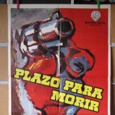 Cine: PLAZO PARA MORIR. Lote 38016062