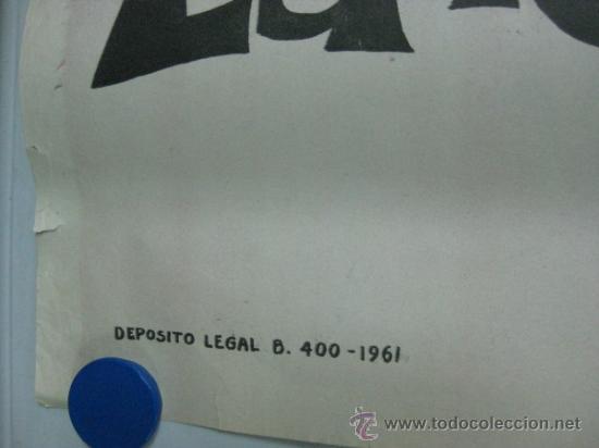 Cine: LA REVISTA SOÑADA - TEDDY RENO, WALTRAUT HASS, SUSI NUCOLETTI - LITOGRAFIA - AÑO 1962 - Foto 2 - 36990218