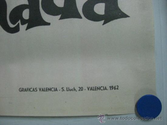 Cine: LA REVISTA SOÑADA - TEDDY RENO, WALTRAUT HASS, SUSI NUCOLETTI - LITOGRAFIA - AÑO 1962 - Foto 3 - 36990218