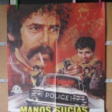 Cine: MANOS SUCIA SOBRE LA CIUDAD. Lote 101162423