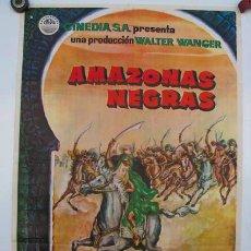 Cine: AMAZONAS NEGRAS . Lote 37306231