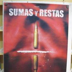 Cine: SUMAS Y RESTAS. Lote 125259952