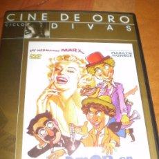 Cine: PELICULA DVD-RISA-LOS HERMANOS MAX Y MARILYN MONROE,ENVIO GRATIS. Lote 37448175
