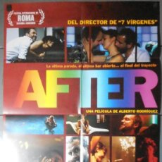 Cine: AFTER, CARTEL DE CINE ORIGINAL 70X100 APROX (10587). Lote 37470950
