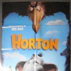 Cine: HORTON, CARTEL DE CINE ORIGINAL 70X100 APROX (11161). Lote 37519496