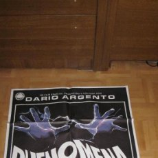 Cine: PHENOMENA CARTEL DE CINE ORIGINAL JENNIFER CONNELLY - DONALD PLEANCE DIR: DARIO ARGENTO. Lote 37518229