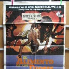 Cine: EL ALIMENTO DE LOS DIOSES. Lote 266951289