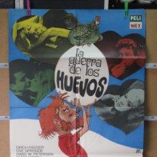 Cine: LA GUERRA DE LOS HUEVOS. Lote 37691977