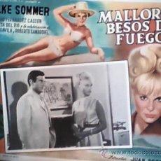 Cine: MALLORCA BESOS DE FUEGO. Lote 37768559