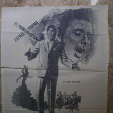 Cine: EL MILAGRO DEL CANTE. EL PRINCIPE GITANO, RAFAEL FARINA. AÑO 1975.. Lote 37775879