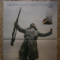Cine: STALINGRADO. DOMINIQUE HORWITZ, THOMAS KRETSCHNANN. AÑO 1993. Lote 110859527